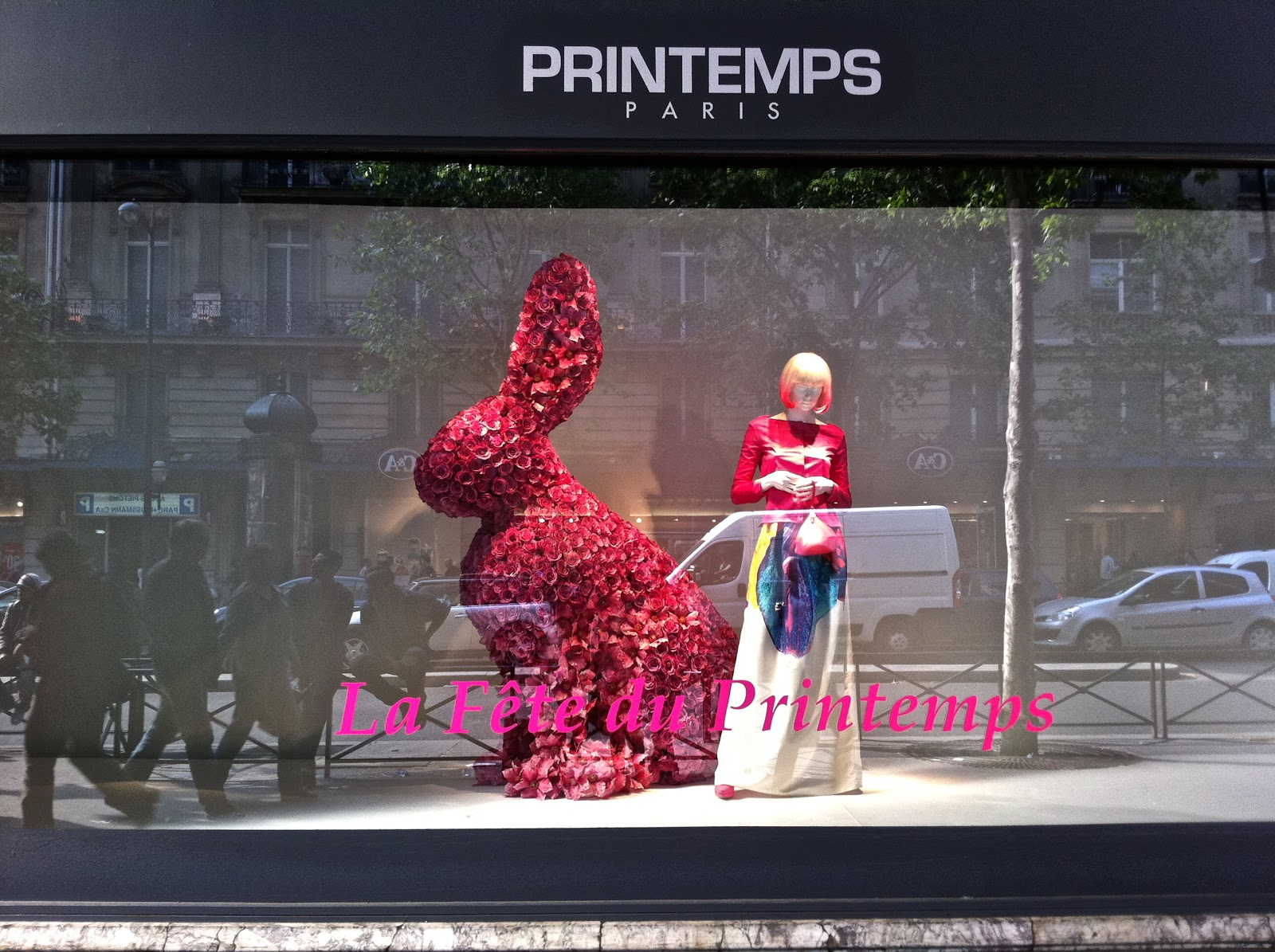Manunews vitrine du printemps 2011 for Pret pour le grand saut