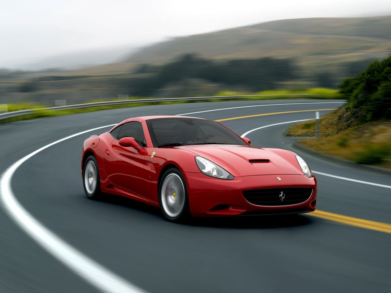 Ferrari California Car Wallpaper Review Specs Picture