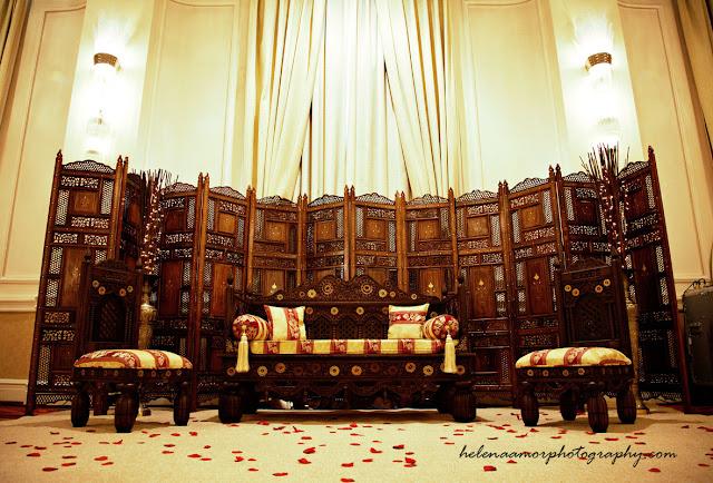Hilton Paddington wedding