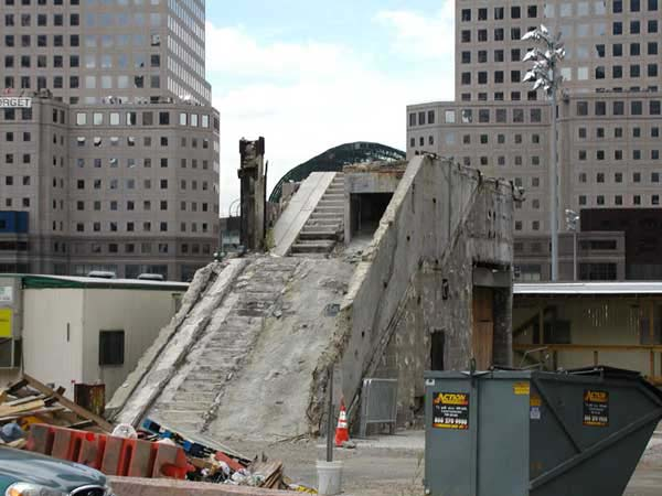 Stairway B Wtc North Tower : Rego forest preservation council september we