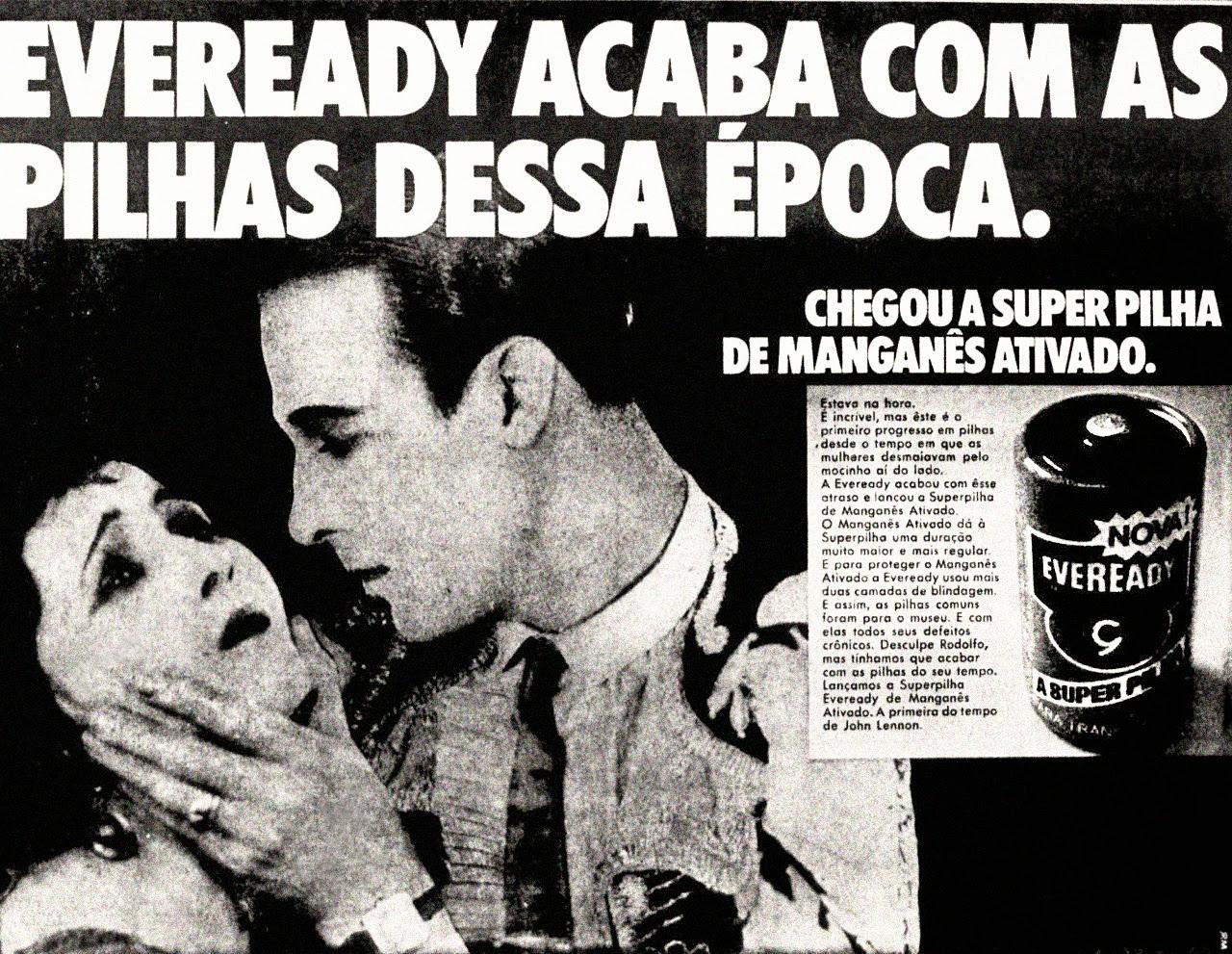história da década de 70. Reclame anos 70. Propaganda anos 70. Brazil in the 70s