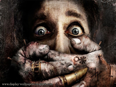 New Horror and Scary Wallpaper 2013