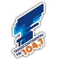 Rádio Transcontinental FM da Cidade de São Paulo ao vivo