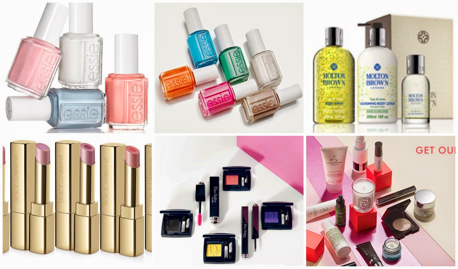 The Daily Beauty Report (12.05.14)