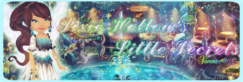 Pixie Hollow's Little Secrets