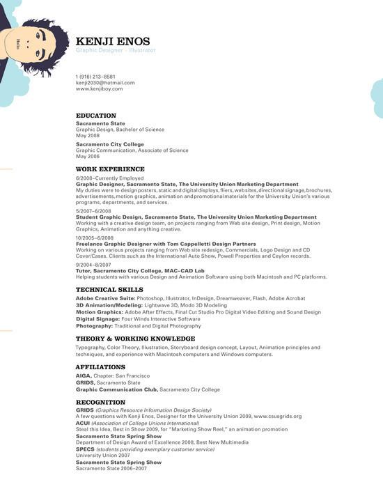 Resume kreatif