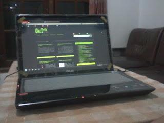 Cara Membersihkan Notebook atau Laptop