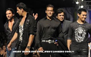 SRK,Saif,Salman,Akshay ,Amir,Govinda
