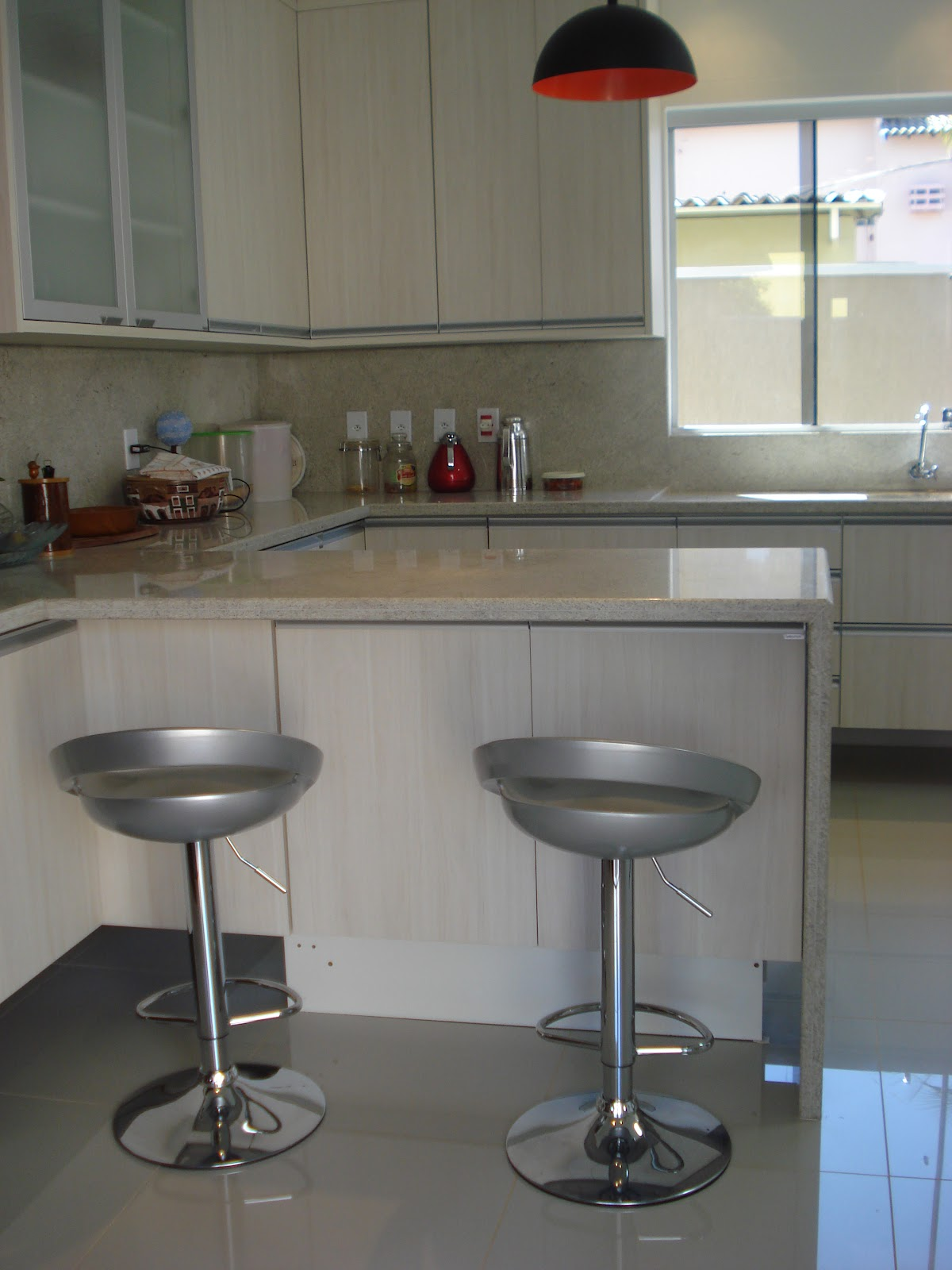 Cozinha dos sonhos Arquiteta Bianca Monteiro #2F639C 1200 1600