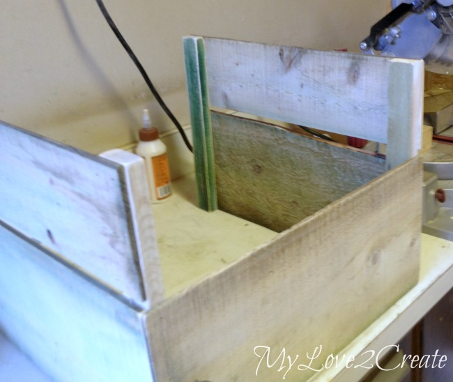 MyLove2Create, Large DIY Storage Crates attaching other sides
