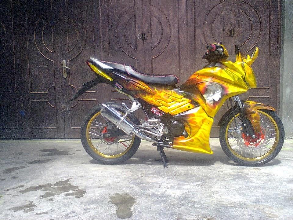 Foto Modifikasi Honda CS1 2013