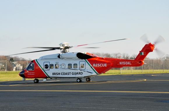 Helikopter S-92 SAR