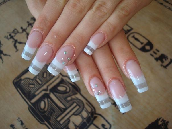 Acrylic Nails Are The Most Common Artificial Nail Extension Used On Planet Since They Quite Durable And Stick Well To Natural