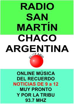 Radio San Martin Chaco