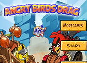 Play toon Games – Angry Birds Go Drag