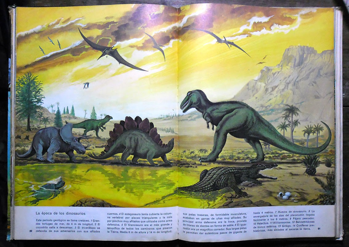 El Juguetionista (Juguetes vintage y de colección): Los dinosaurios ...