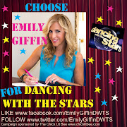 Campaign: Choose Emily Giffin for Dancing with the Stars!