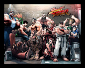 #13 Street Fighter Wallpaper