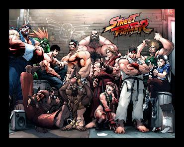 #13 Street Fighter Wallpaper