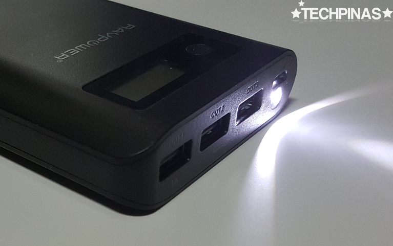 Ravpower Powerbank 18200 mAh