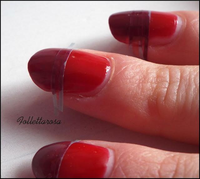 idee nail art facile autunno 2015