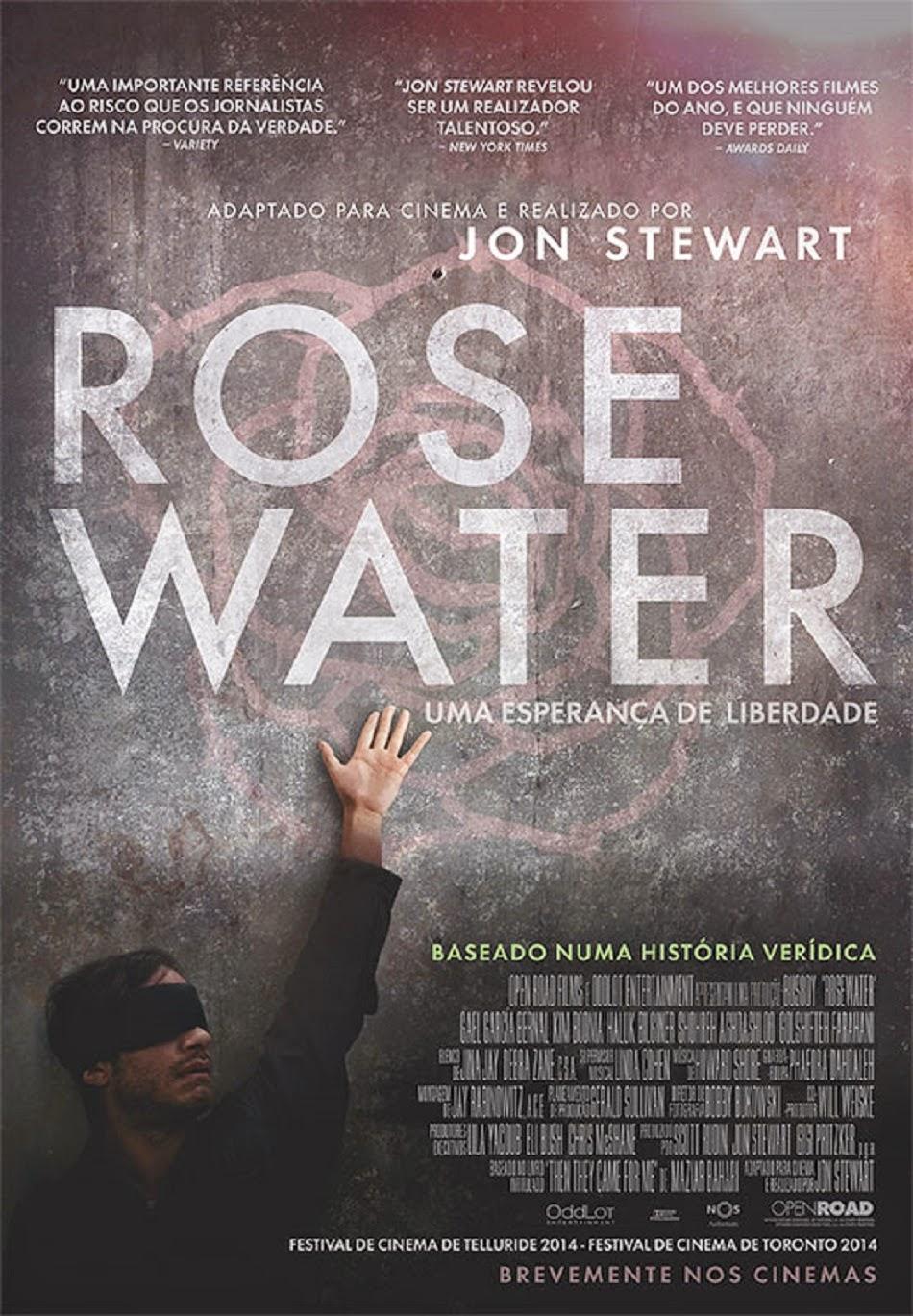 Rosewater: Uma Esperança de Liberdade – Legendado