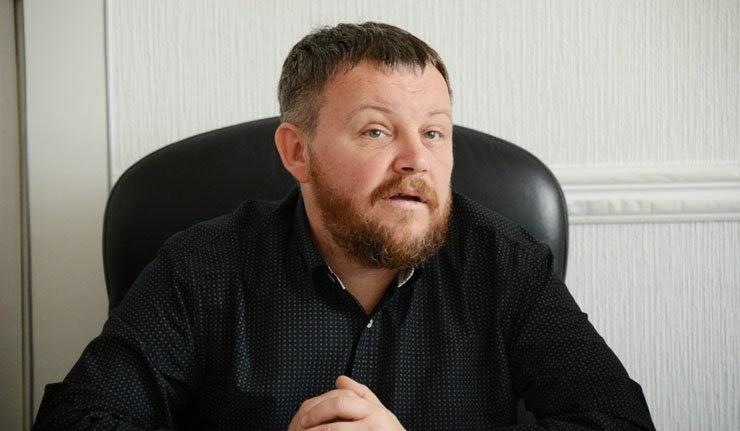 Deputy Prime Minister Andrei Purgin