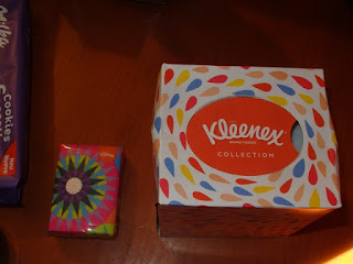 Cubo Kleenex Collection