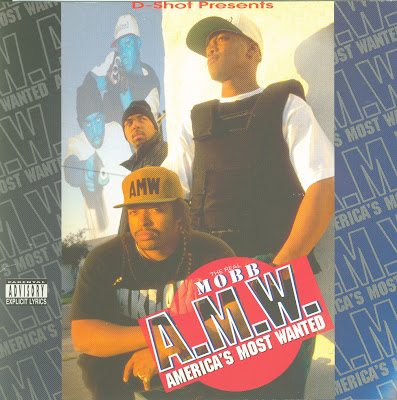 A.M.W. ‎- The Real Mobb (CD) (1995) (320 kbps)