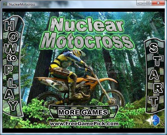 Freestyle Motocross: Nuclear Cowboyz.
