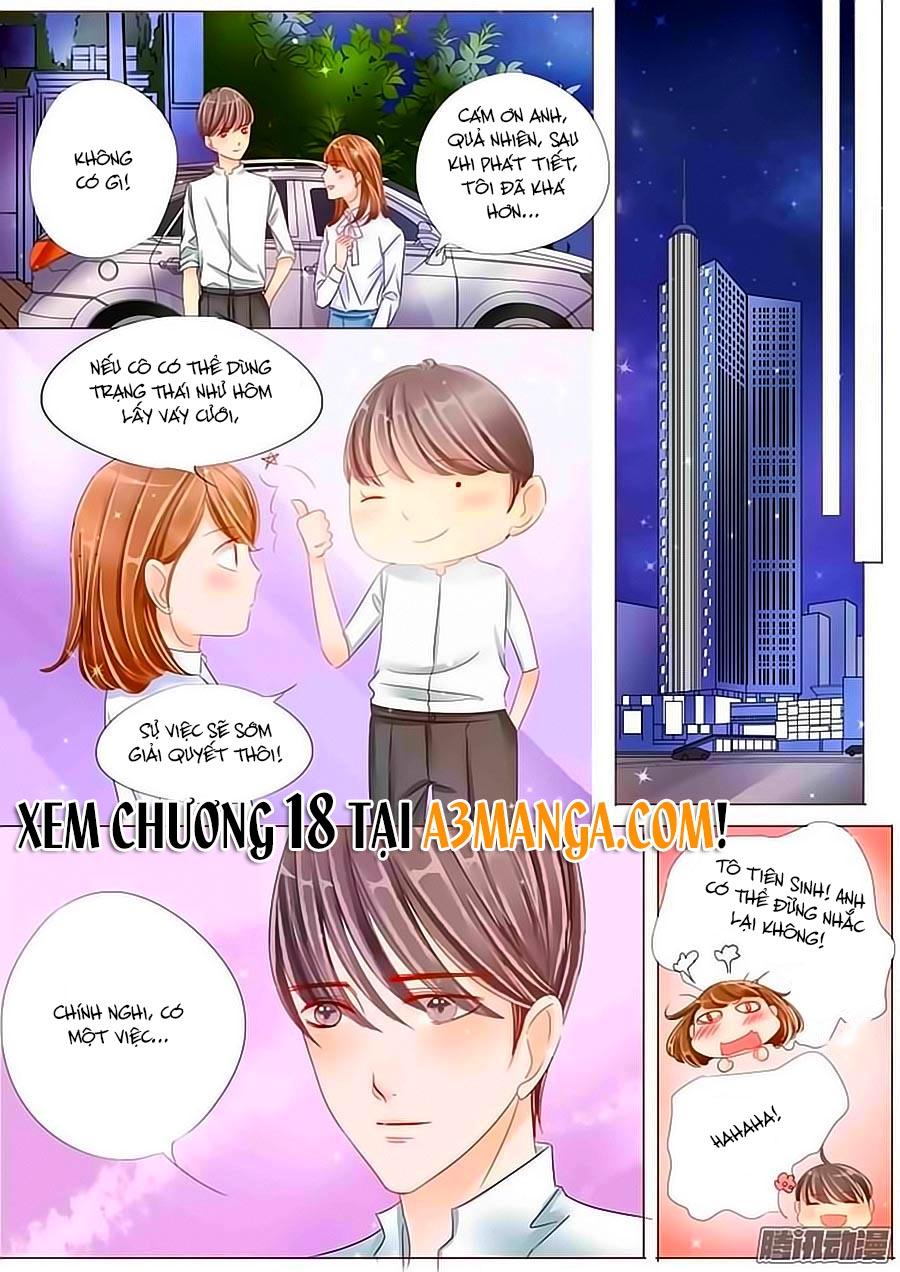 Thanh Xuân Sau Khi Anh Ra Đi Chap 17 - Next Chap 18