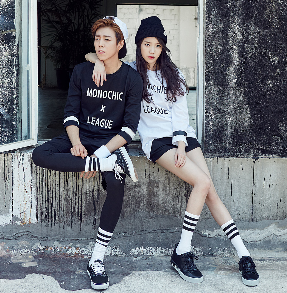 twenty2 blog: IU and Lee Hyun Woo for Unionbay Fall 2015 ...