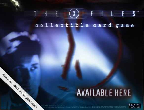 files ccg promo banner x files ccg promo banner s other side    X Files Deny Everything