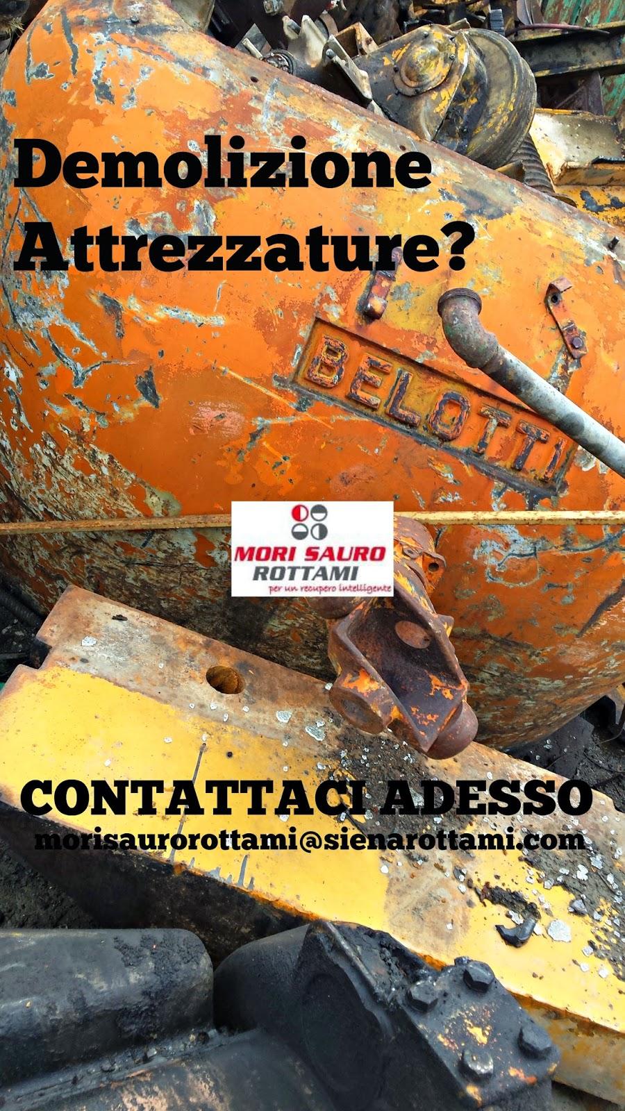 Compro ferro vecchio a firenze vendere rottami for Prezzo del ferro vecchio al kg
