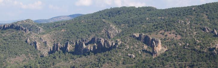 Agujas de Las Alhambras