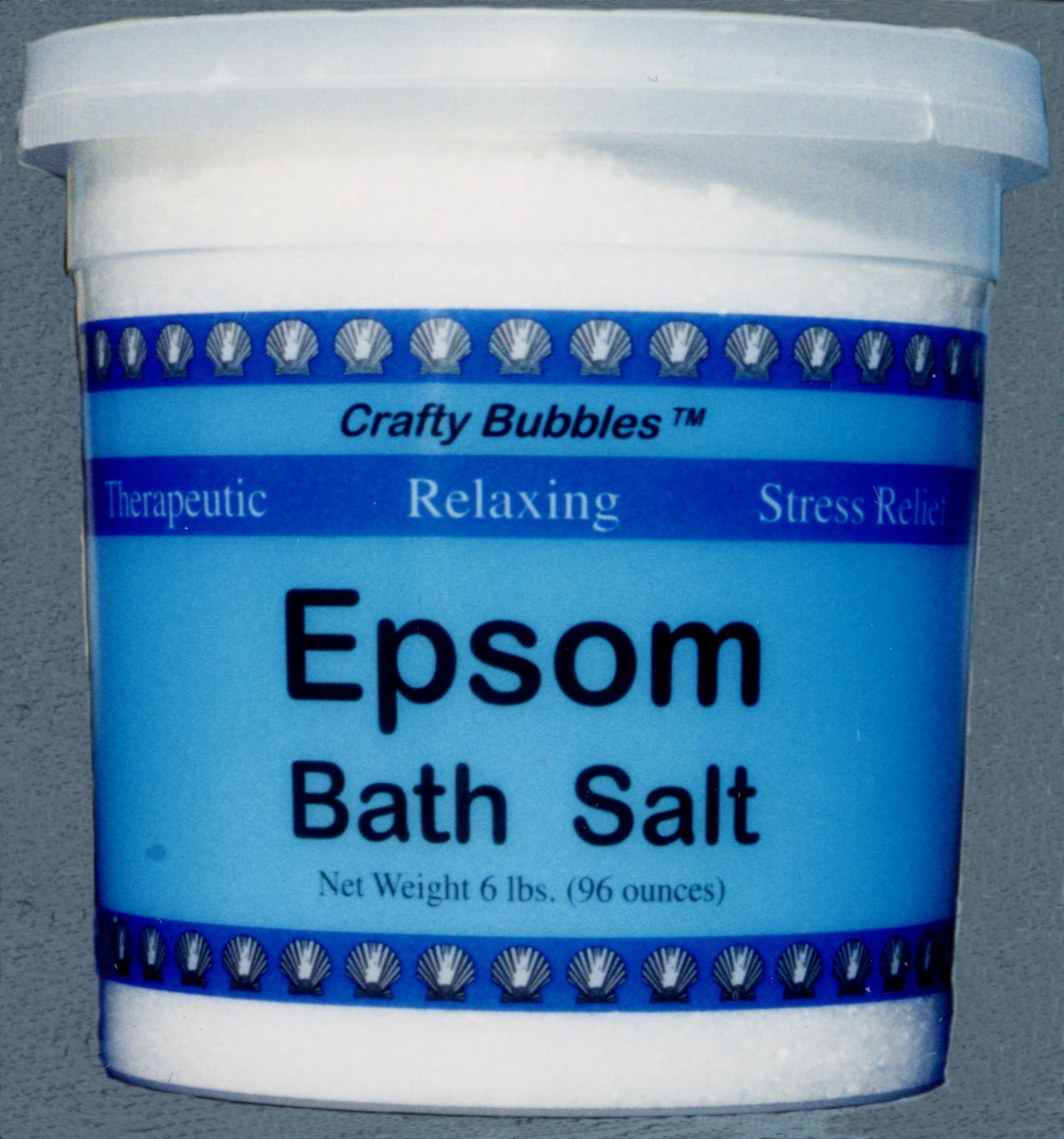 Epsom Salt And Baking Soda Bath
