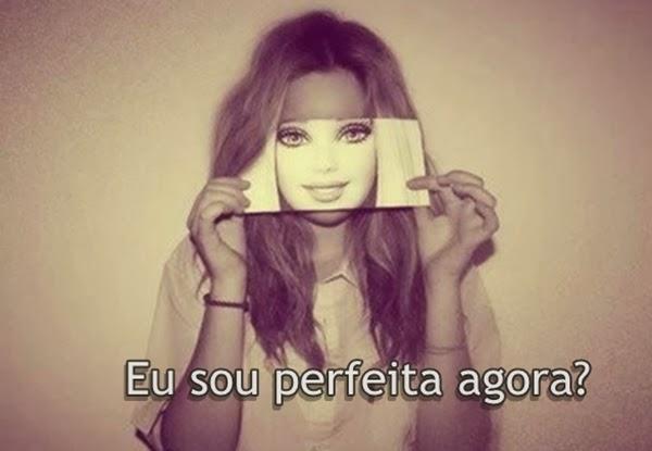 Barbie, perfeição, mulher perfeita