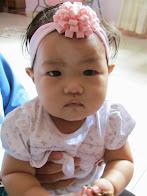 Nur Aneesa Hani - 8 bulan