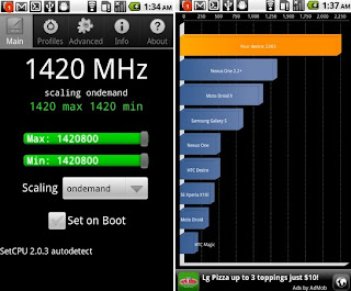 10 Razones Para Rootear  Tablet Android overclock