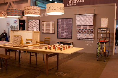 Ella Doran stand at Home London 2012