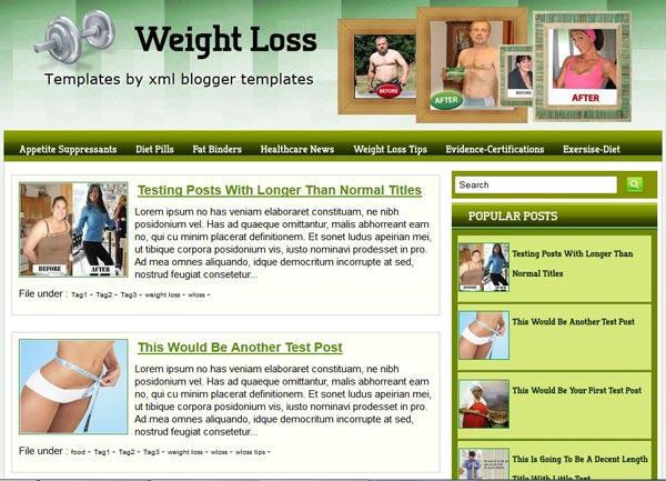 best weight loss blogs 2014 gmc