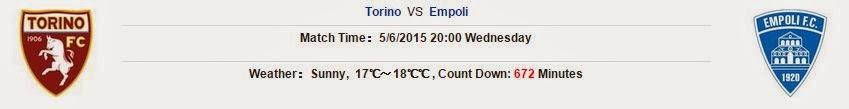 kèo bóng đá chọn lọc  Torino vs Empoli