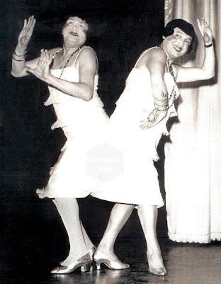 O'dett (à droite) en 1940