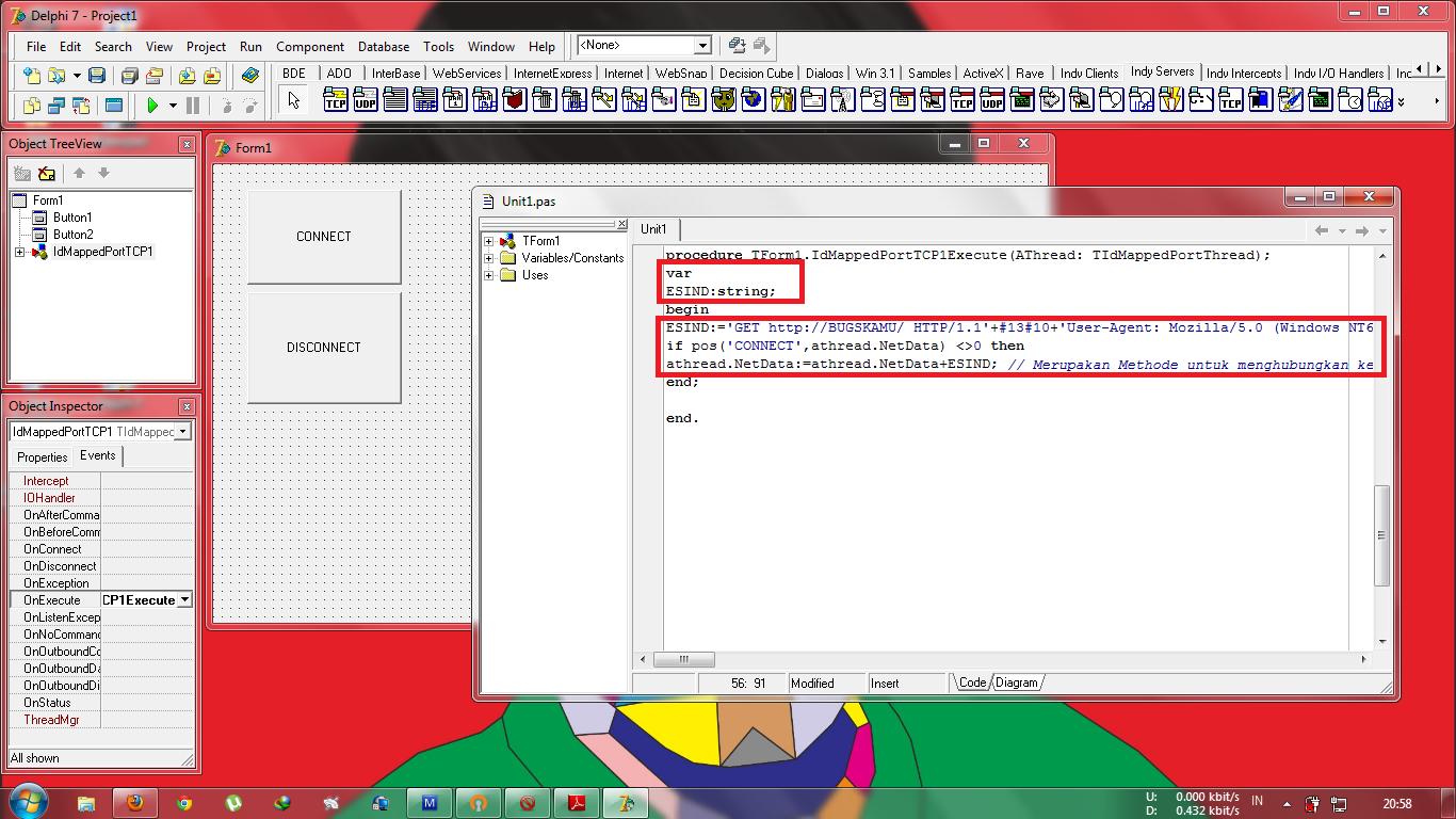 Delphi - Как сделать снимок экрана активного окна в Delphi? - Qaru