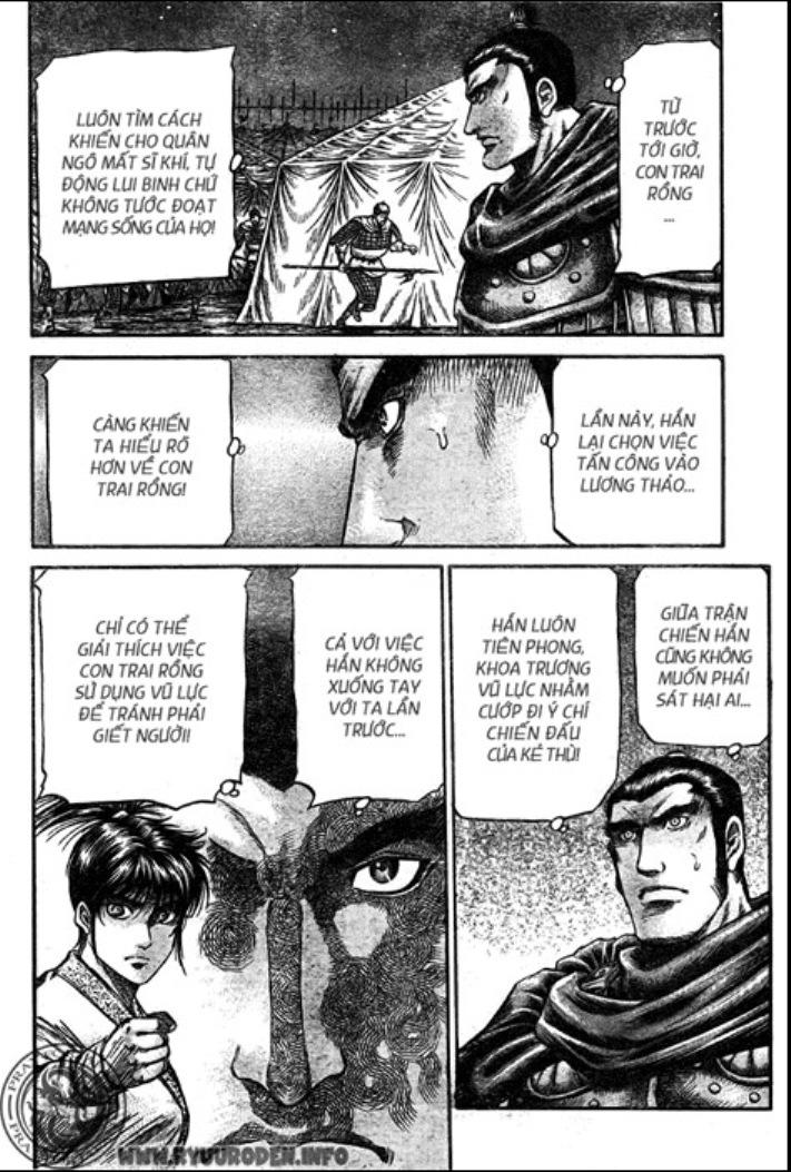 Chú Bé Rồng - Ryuuroden chap 209 - Trang 12