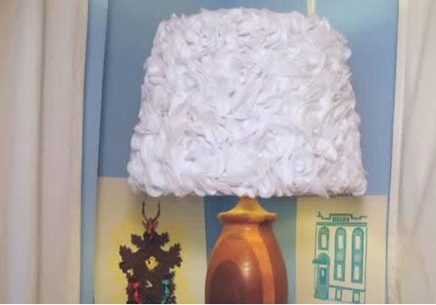 Como decorar una lampara - Como decorar una ...