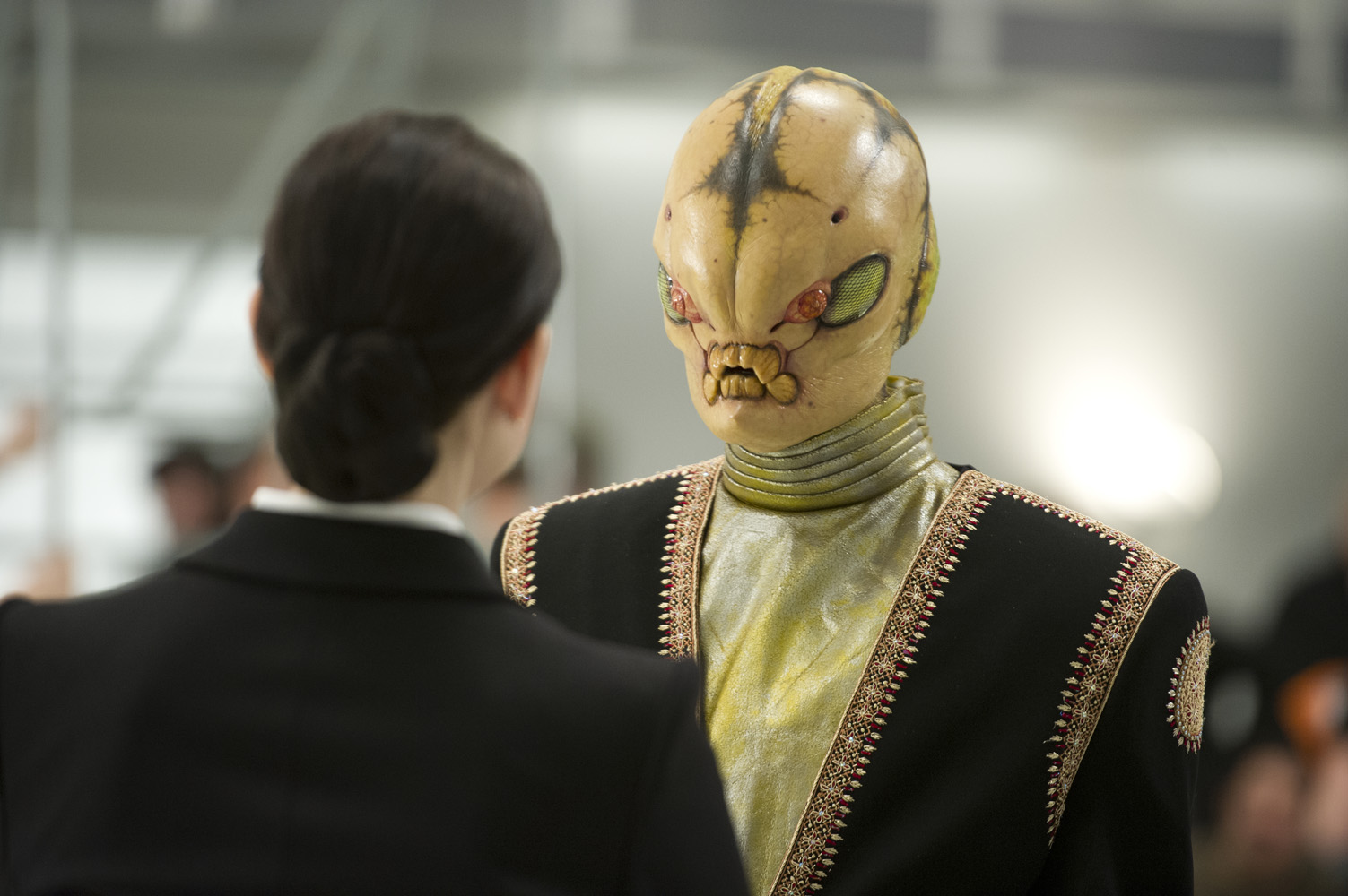 What real-life people have been outed as aliens in Men in ...