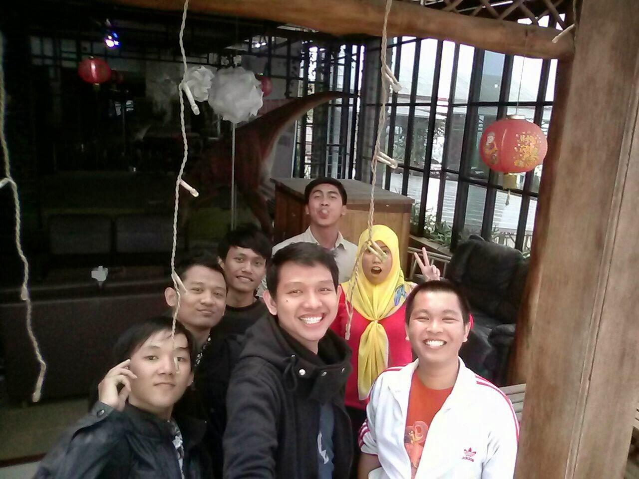 Sampai Di Resort Cikidang Sukabumi
