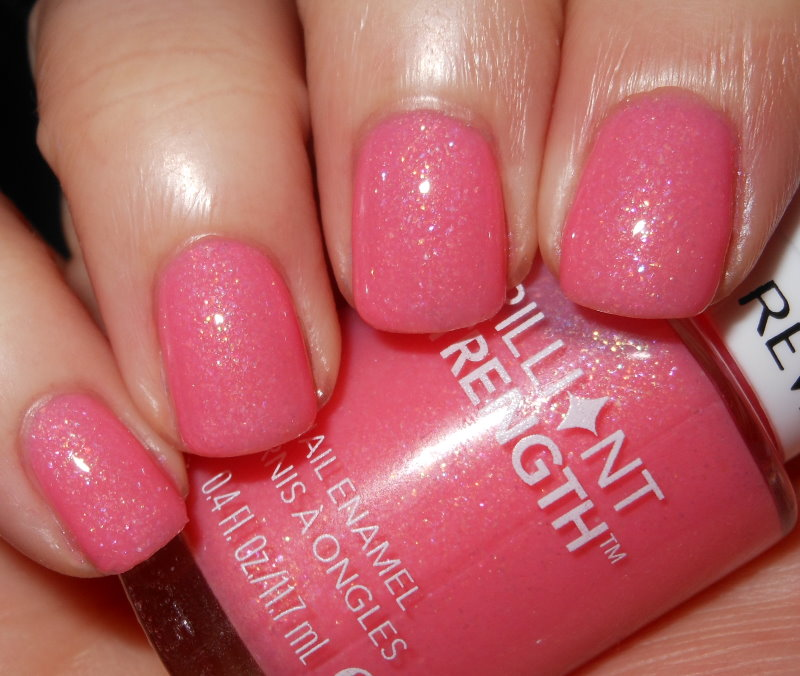 Imperfectly Painted: Revlon Brilliant Strength- Dazzle
