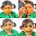 Maquillajes para niños en halloween